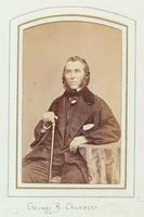 George Barrell Cheever, 1807-1890 [graphic].