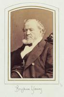 Brigham Young, 1801-1877 [graphic].