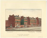 Horace Binney, 241 - 245 South 4th St. [graphic] / B. R. Evans del.
