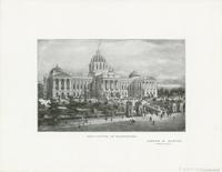 The Capitol at Harrisburg. [graphic].