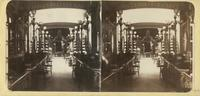 [Interior view of Charles Oakford & Sons hat store, Continental Hotel, 826-828 Chestnut Street, Philadelphia] [graphic].