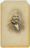 Fred. Douglass. [graphic] / Sarony's and Gurney & Son's Celebrities a Speciality.