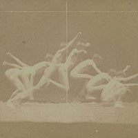Thomas Eakins' Motion Studies Photographs