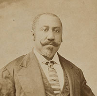 Portrait Album of Well-Known 19th-Century African American Men of Philadelphia