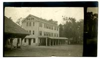 Unidentified building, possibly an inn