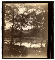 Unidentified lakeside view