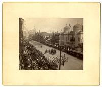 Constitutional Centennial Parade. 9 mo. 16, 1887. The Connecticut Troops, [Philadelphia]