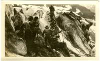 Victoria Glacier, [Lake Lousie, Alberta, Canada]