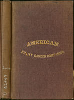 The American fruit garden companion
