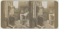Bladen's Court, looking south and out to Elfreth's Alley, Philadelphia, Pa.