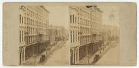 [Chestnut Street above Eighth Street, south side, looking west]