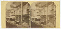 [Chestnut Street between Sixth and Seventh streets; construction]