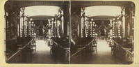 [Interior view of Charles Oakford & Sons hat store, Continental Hotel, 826-828 Chestnut Street, Philadelphia]