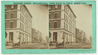 Chestnut Street, Philadelphia, from Ninth to Tenth, [south] side.
