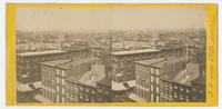 [Panorama of Philadelphia northwest from State House]