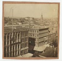 [Panorama of Philadelphia northeast from State House]