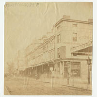 [Chestnut Street, west from Ninth Street, north side, Philadelphia]