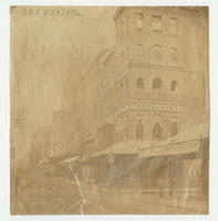 [Chestnut Street, west from Seventh Street, north side, Philadelphia]