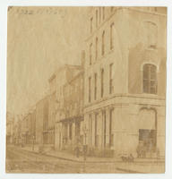 [Chestnut Street, east from Twelfth Street, south side]