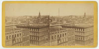 Philadelphia from State House steeple.