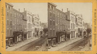 Chestnut Street, [west of Tenth Street], Philadelphia