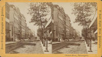 Ches[t]nut Street, [west from 13th Street], Philadelphia