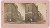 [Seventh & Chestnut streets, looking west]