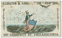 [Familton & Rogers trade cards]