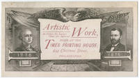 [Times Printing House trade cards]