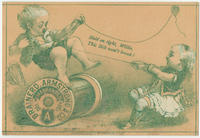 [Brainerd & Armstrong Co. trade cards]