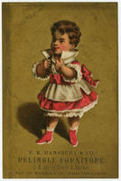 [P.R. Hansbury & Co. trade cards]