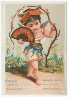 [Marks Bros. trade cards]