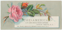The American, S.W. cor. Webb & Beach Avenues, Ocean Grove, N.J.
