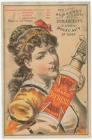 [Read's Grand Duchess Cologne trade cards]