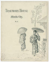 Traymore House, Atlantic City, N.J.