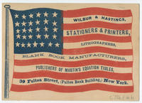 Wilbur & Hastings, stationers & printers, lithographers, blank book manufacturers, publis