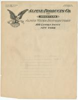 [Collection of letterheads, stationery, and form letters of pharmaceutical firms and related businesses, United States and Canada]