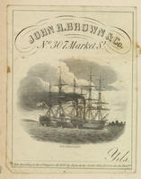 John H. Brown & Co. No. 307 Market St.