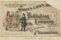 Godey's Lady's Book Publishing Company limited, 1006 Chestnut St. Philadelphia