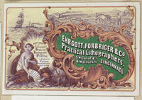 [Trade cards for Ehrgott, Fobriger & Co.]