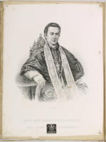 Right Revd. Francis Xavier Gartland. First Bishop of Savannah Ga.