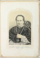 The most Rev Francis Patrick Kenrick D.D. Archbishop of Baltimore.