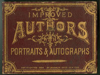 Improved authors with portraits & autographs