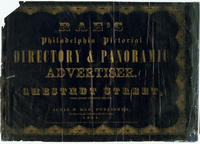 Rae's Philadelphia pictorial directory & panoramic advertiser. Chestnut Street, from Second to Tenth Streets.