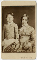 [Unidentified African American woman and boy]