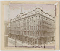 [Public Ledger Building, south west corner of Sixth and Chestnut Streets, Philadelphia]