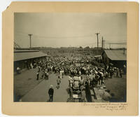 [United States Department of the Interior] Quartermasters Interior Depot, 21 and Oregon Ave., May 24, 1917 [sic]