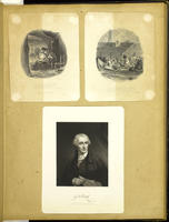 [Thomas Richardson and American Bank Note Company scrapbook]