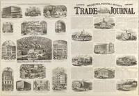Philadelphia, western & southern trade journal. Illustrated supplement