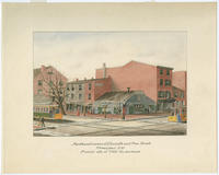Northwest corner of Eleventh and Pine Streets. Demolished 1889. Present site of the Gladstone.